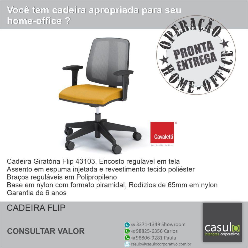 Operação Home-office_flip_cons preço